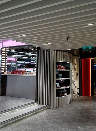 Macau Duty Free Shop