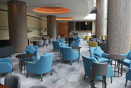 NW Millennium Hotel-Lobby Lounge